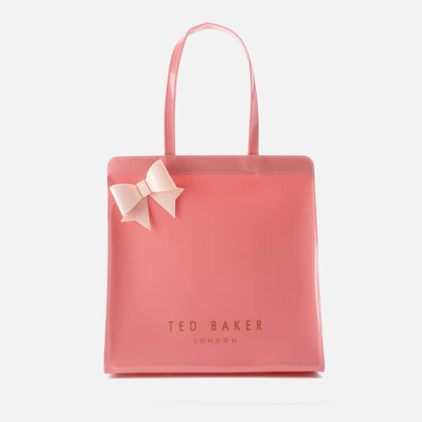 Ted Baker Women's Renacon Large Bow Icon Bag - Coral