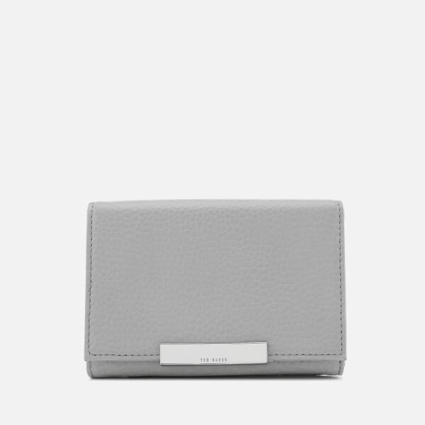 41c34b253ac4f7 Ted Baker Women s Elodyy Textured Mini Purse - Grey  Image 1