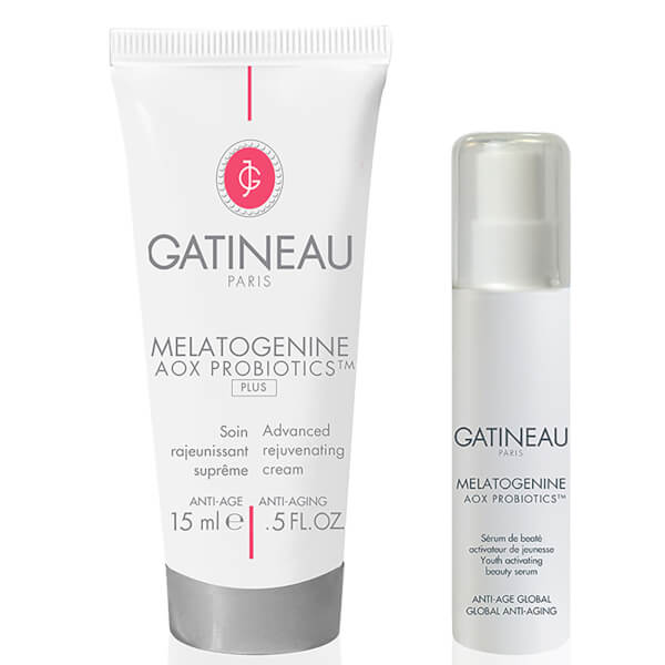 Gatineau Melatogenine Cream & Serum Duo