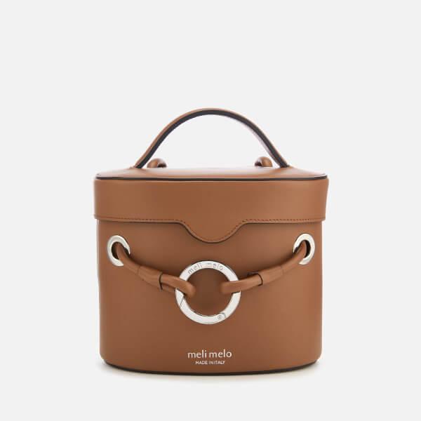 meli melo Women's Nancy Bucket Bag - Almond