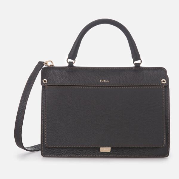 Furla Women's Like Small Top Handle Bag - Onyx
