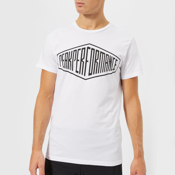 Peak Performance Men's Sportswear T-Shirt - White