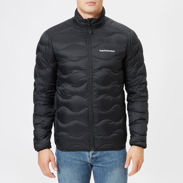 Peak Performance Men s Helium Jacket - Black Clothing  9be4d9f3da