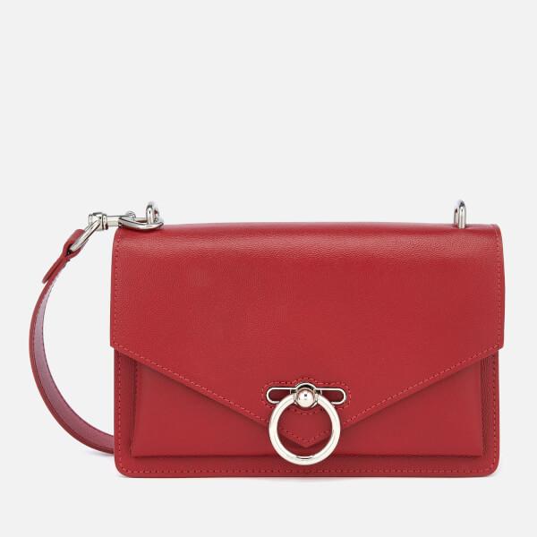 Rebecca Minkoff Women's Jean Medium Shoulder Bag - Scarlet