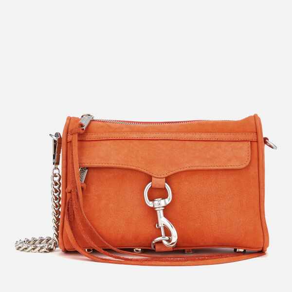 Rebecca Minkoff Women's Mini M.A.C. Bag - Clementine