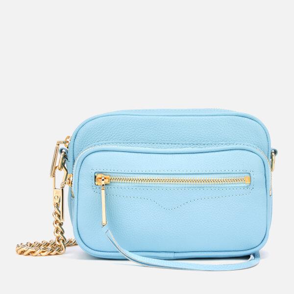Rebecca Minkoff Women's Solstice Camera Bag - Sky Blue