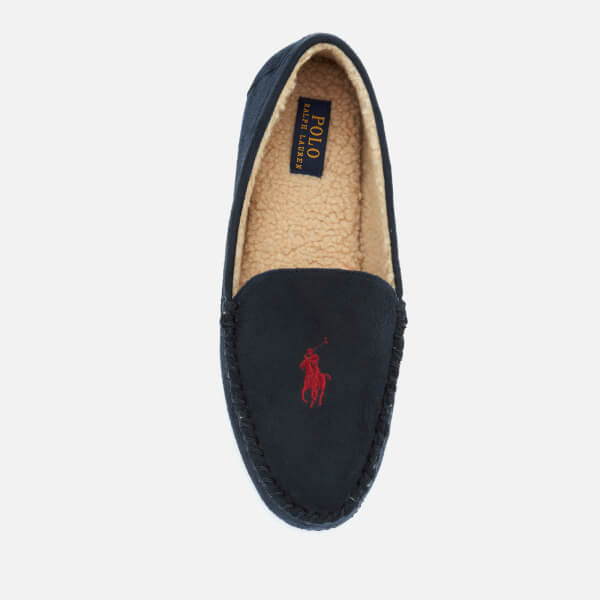 839151a858 Polo Ralph Lauren Men s Dezi IV Slippers - Navy  Image 3