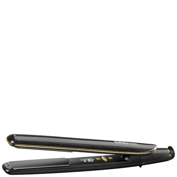 BaByliss PRO Keratin Lustre Straighteners - Black Shimmer