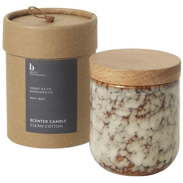 Broste Copenhagen Scented Candle - Clean Cotton