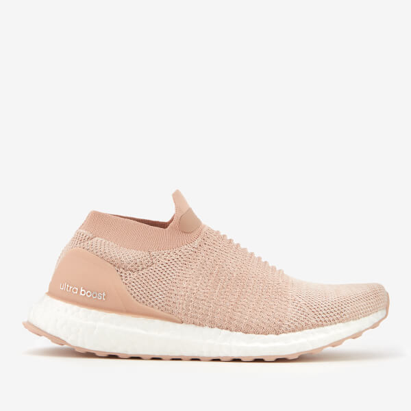 adidas Women s Ultraboost Laceless Trainers - Ash Pearl Sports ... 57cf07df8