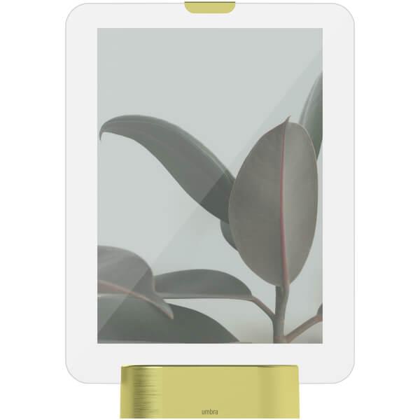 Umbra Glo LED Photo Display - Brass (15cm x 30cm)