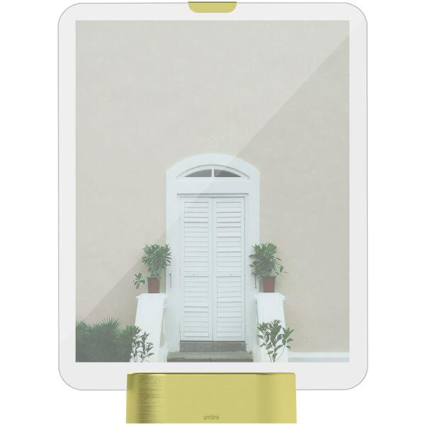 Umbra Glo LED Photo Display - Brass (30cm x 30.5cm)