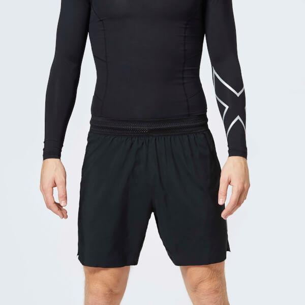 2XU Men's X Vent 7 Inch Free Shorts - Black