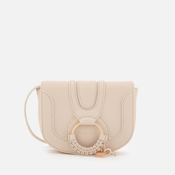 See By Chloé Women's Hana Cross Body Bag - Cement Beige