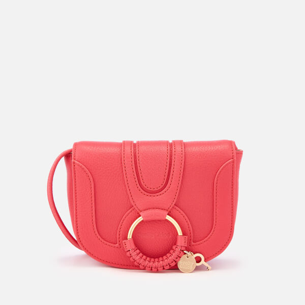 00573ba36d06 See By Chloé Women's Hana Cross Body Bag - Ardent Pink: Image 1