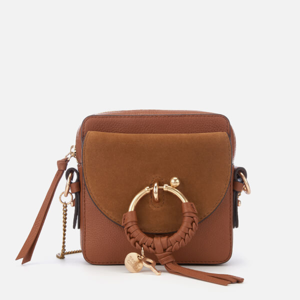 See By Chloé Women's Joan Small Cross Body Bag - Caramello