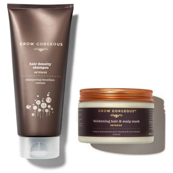 Grow Gorgeous Intense Mask and Shampoo Duo