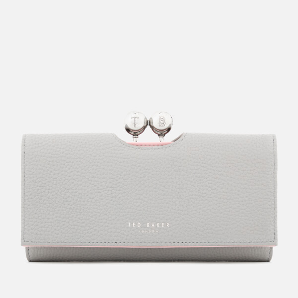 Ted Baker Women's Josiey Scripted Bobble Matinee Purse - Grey