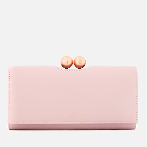 Ted Baker Women's Josiey Scripted Bobble Matinee Purse - Pale Pink