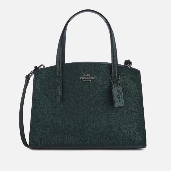 Coach Women's Metallic Charlie 28 Carryall Bag - Metallic Ivy Multi