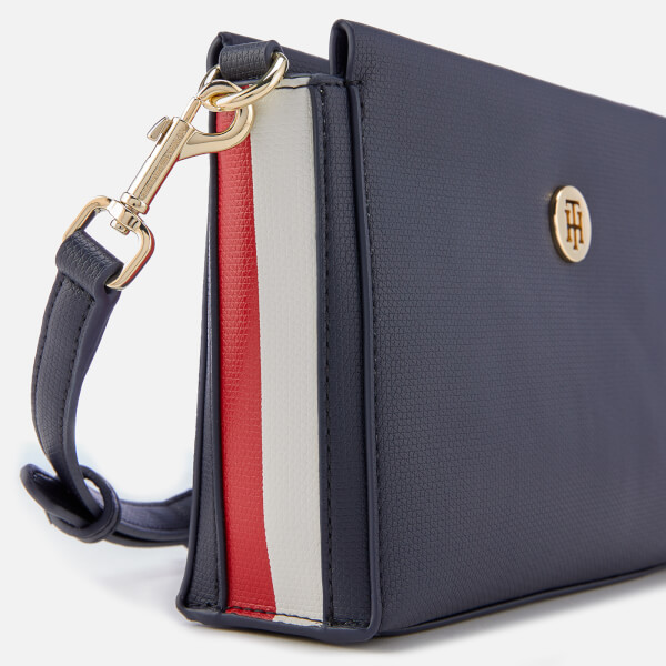 Tommy Hilfiger Women s Effortless Saffiano Crossover Bag - Corporate  Image  4 fd4add152aac