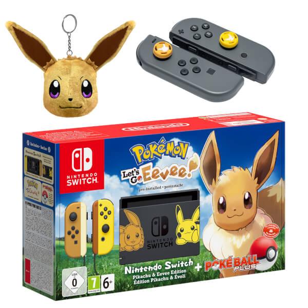 Nintendo Switch Pokémon: Let's Go, Eevee! Edition Pack