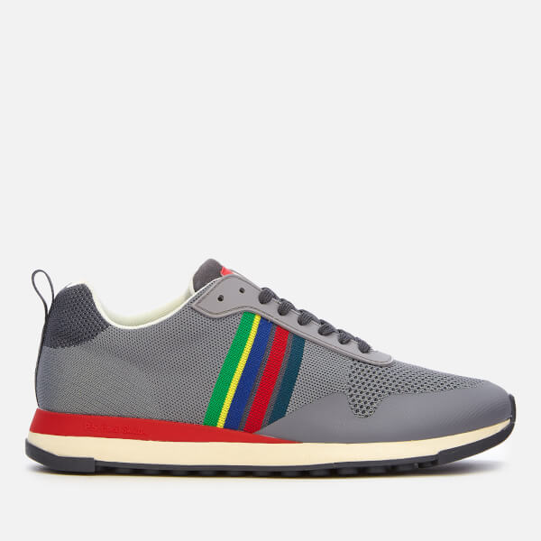 PS Paul Smith Men's Rappid Runner Style Trainers - Grey
