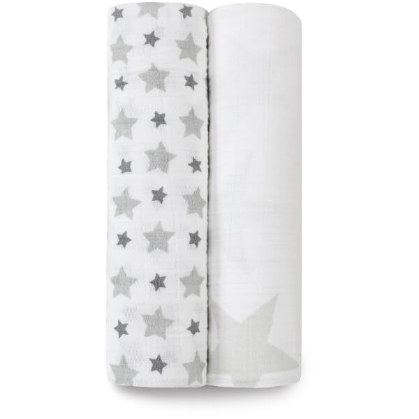 aden + anais Classic Swaddle 2-Pack Twinkle