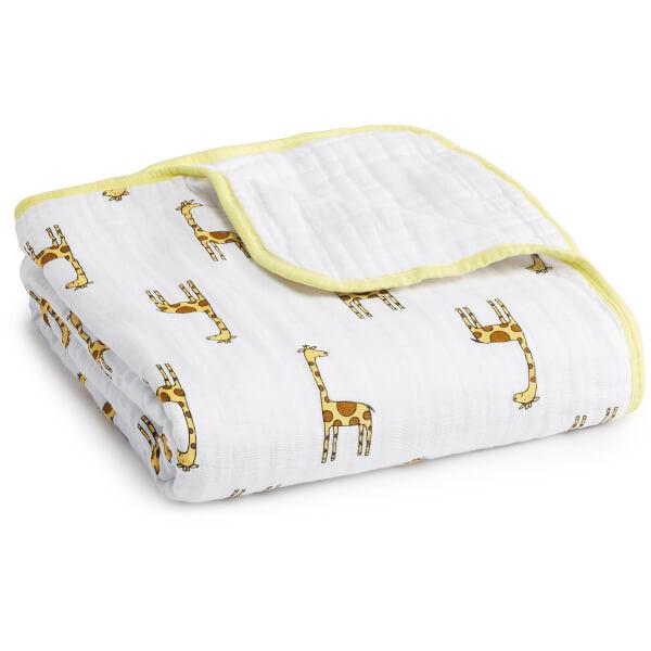 aden + anais Classic Dream Blanket Jungle Jam