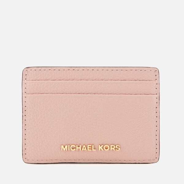 MICHAEL MICHAEL KORS Women's Money Pieces Card Holder - Soft Pink