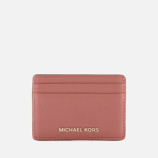 MICHAEL MICHAEL KORS Women's Money Pieces Card Holder - Rose