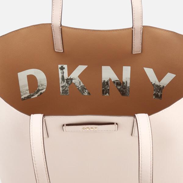 72c07d45ae51d DKNY Women's Brayden Medium Reversible Tote Bag - Iconic Blush: Image 5