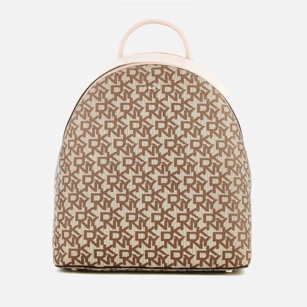 DKNY Women's Bryant Park Medium Backpack - Beige