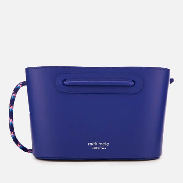 meli melo Women's Elsie Shoulder Bag - Majorelle Blue