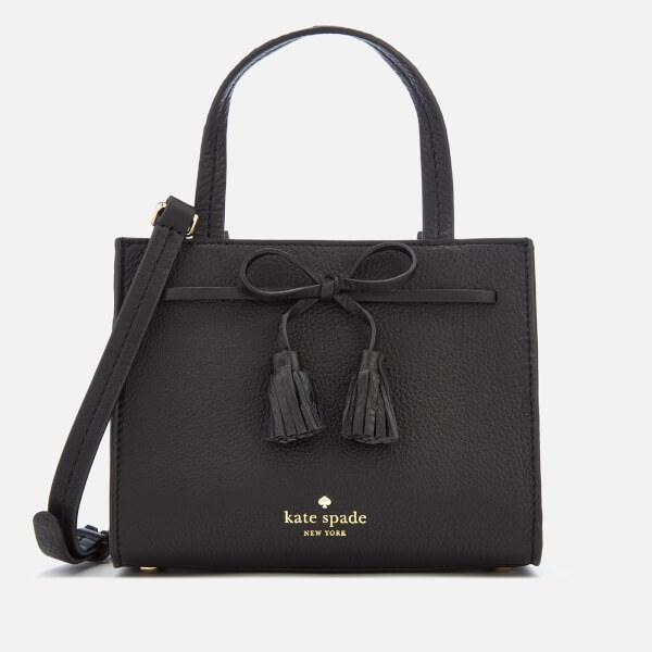 Kate Spade New York Women's Hayes Street Small Sam Bag - Black