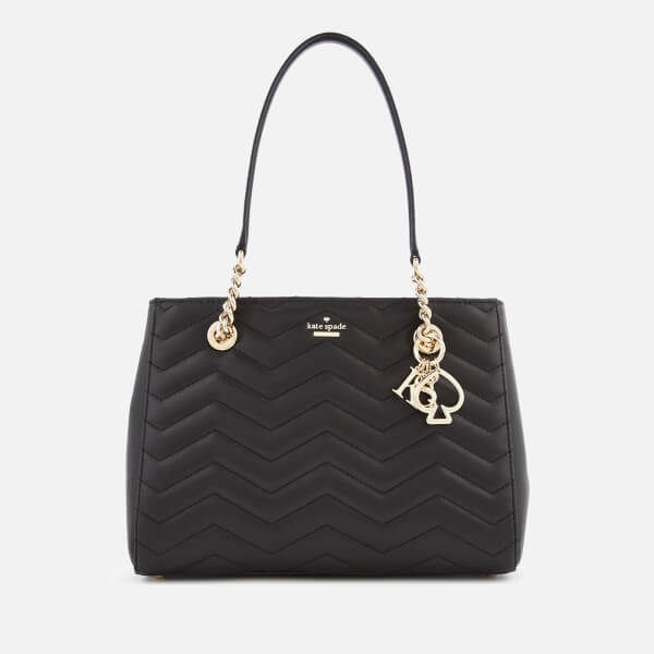 Kate Spade New York Women's Reese Park Small Courtnee Bag - Black