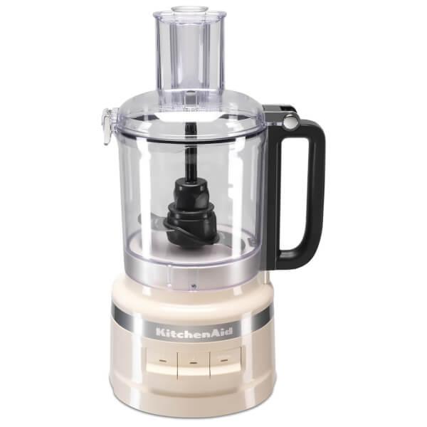 KitchenAid 5KFP0719BAC 1.7L Food Processor - Almond Cream