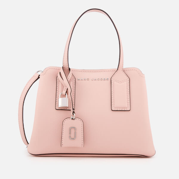 Marc Jacobs Women's The Editor Cross Body Bag - Pearl Pink