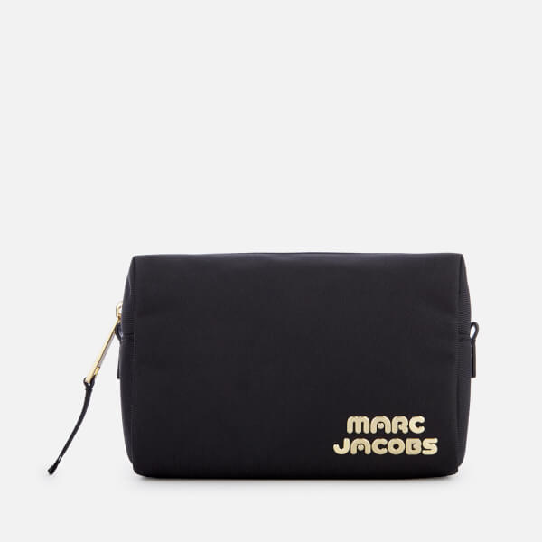 Marc Jacobs Women's Large Cosmetic Bag - Black