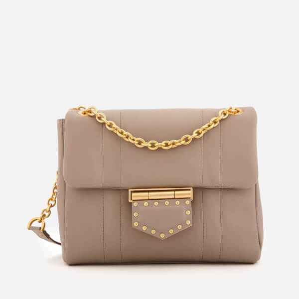 Furla Women's Furla Meridiana Small Cross Body Bag - Cream