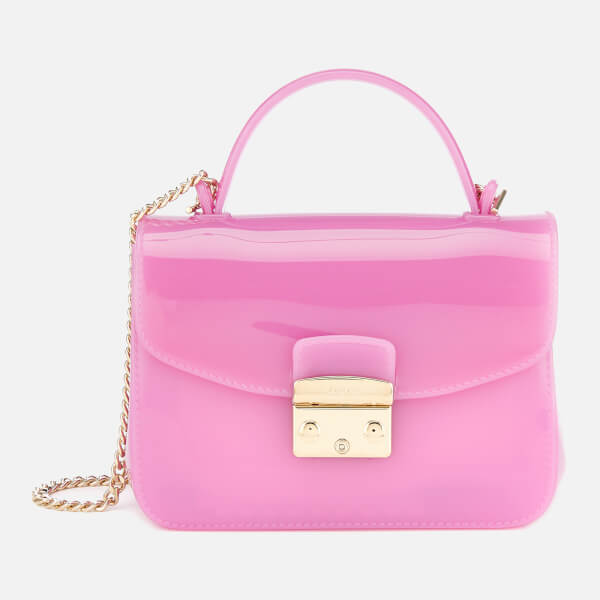 Furla Women's Candy Meringa Mini Cross Body Bag - Pink