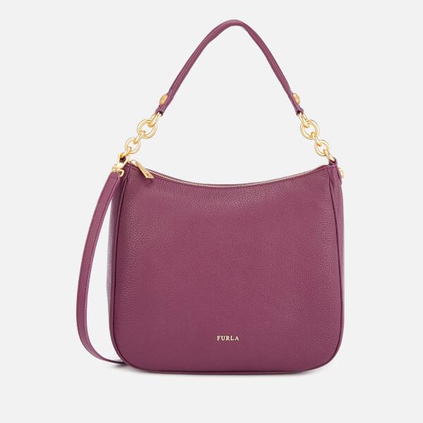 Furla Women's Cometa Medium Hobo Bag - Purple