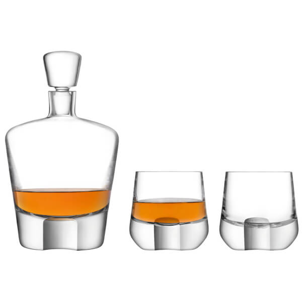 LSA Whisky Cut Set