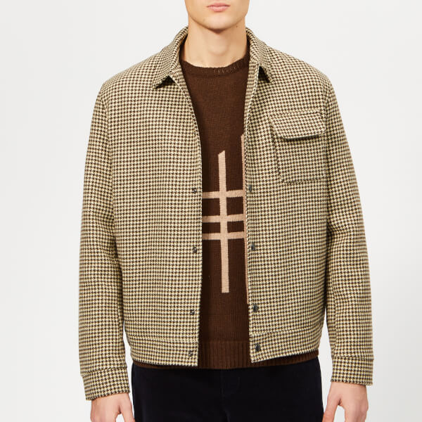 Oliver Spencer Men's Waltham Jacket - Oatmeal