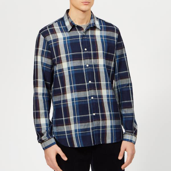 Oliver Spencer Men's New York Special Shirt - Downe Indigo