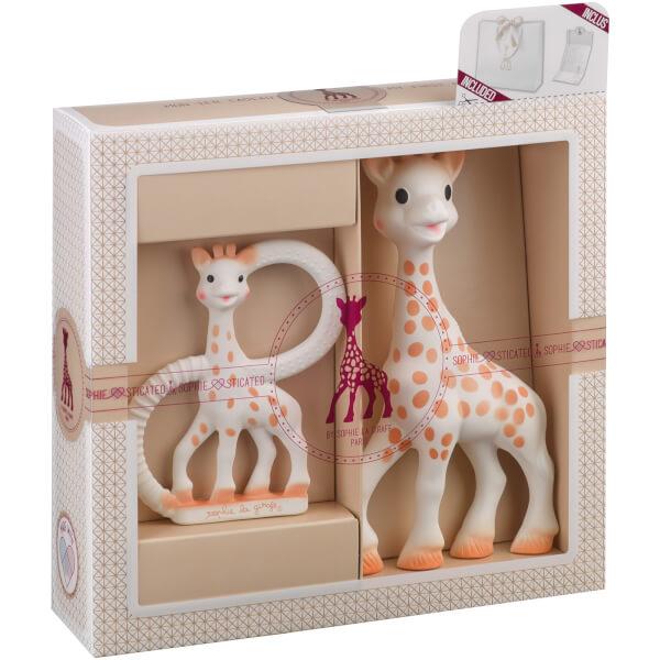 Sophie la Girafe Sophiesticated The Teether Set