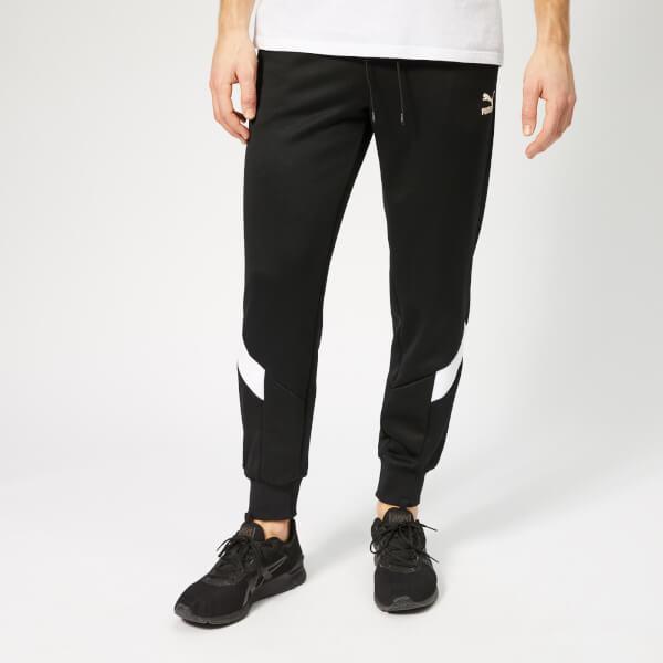 Puma Men's Iconic MCS Track Pants - Puma Black