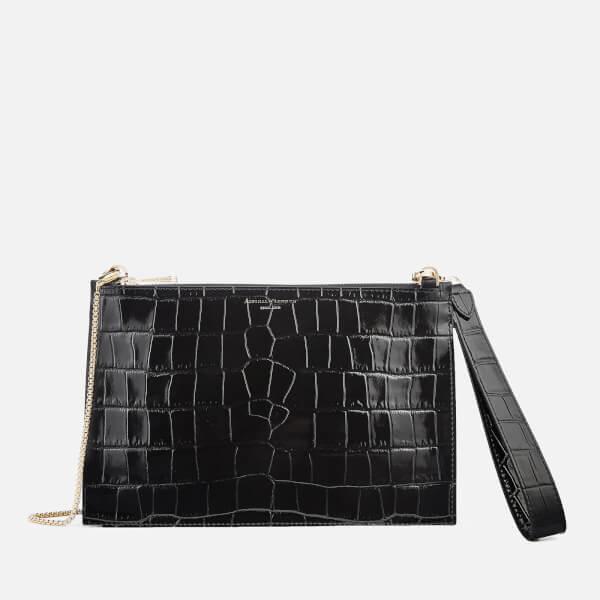 Aspinal of London Women's Soho Bag - Black