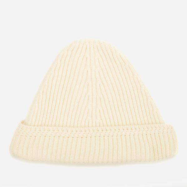 Maison Margiela Men's Wool Hat - Off White