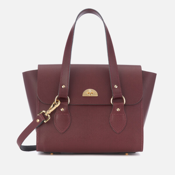 The Cambridge Satchel Company Women's Small Emily Tote Bag - Oxblood